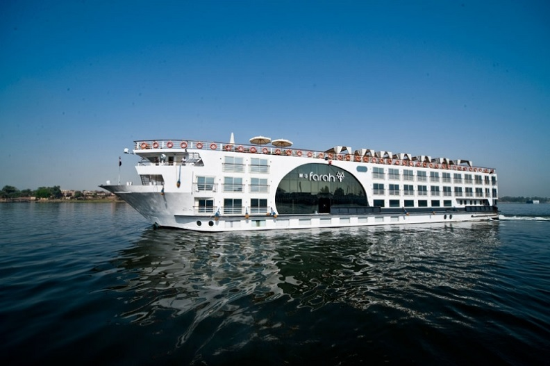 7 Night MS Farah Luxury Nile Cruise Luxor - Aswan - Luxor