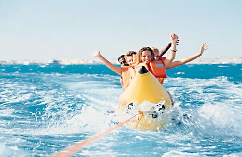 Banana Boat Excursion Sharm El Sheikh