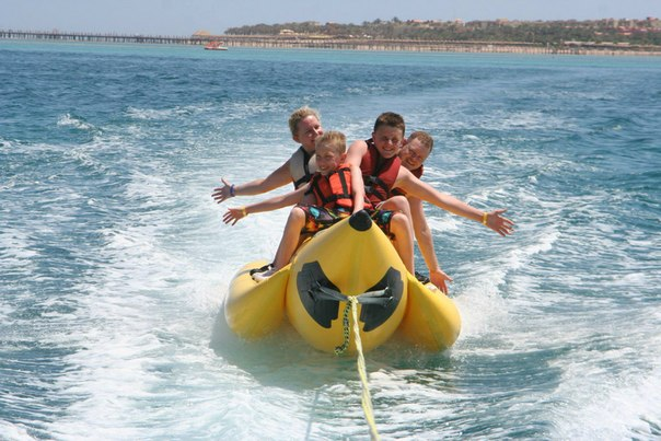 Banana Boat Adventure Sharm El Sheikh