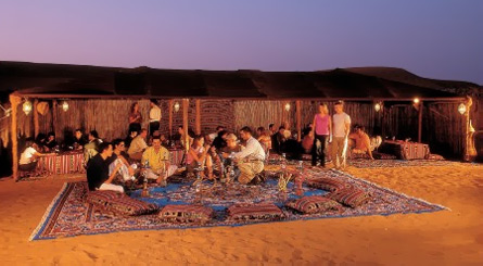 Bedouin dinner - Sharm El Sheikh