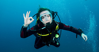 Intro Scuba Diving Red sea Sharm El Sheikh