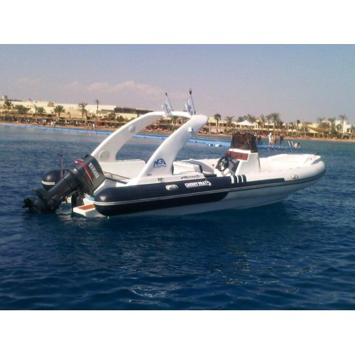 Speed boat hire Sharm El Sheikh
