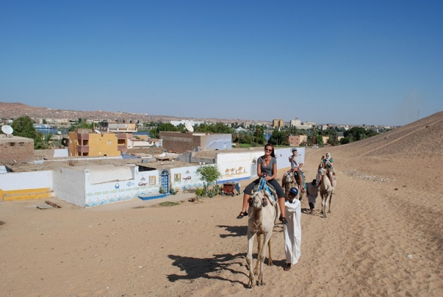Camel Ride, Nubian Village