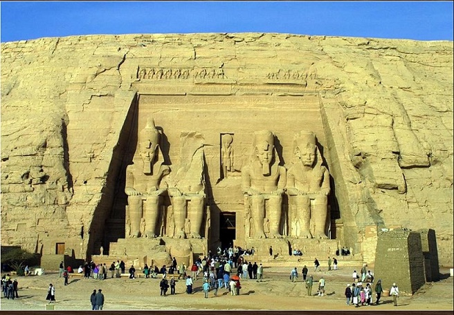 The Great Temple of Ramsses II