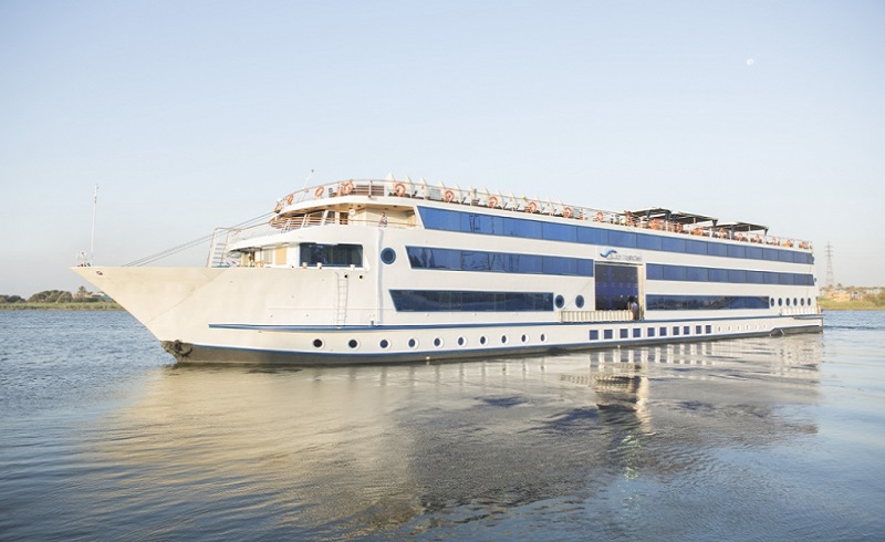 3 Night MS Blue Shadow Nile Cruise from Aswan to Luxor