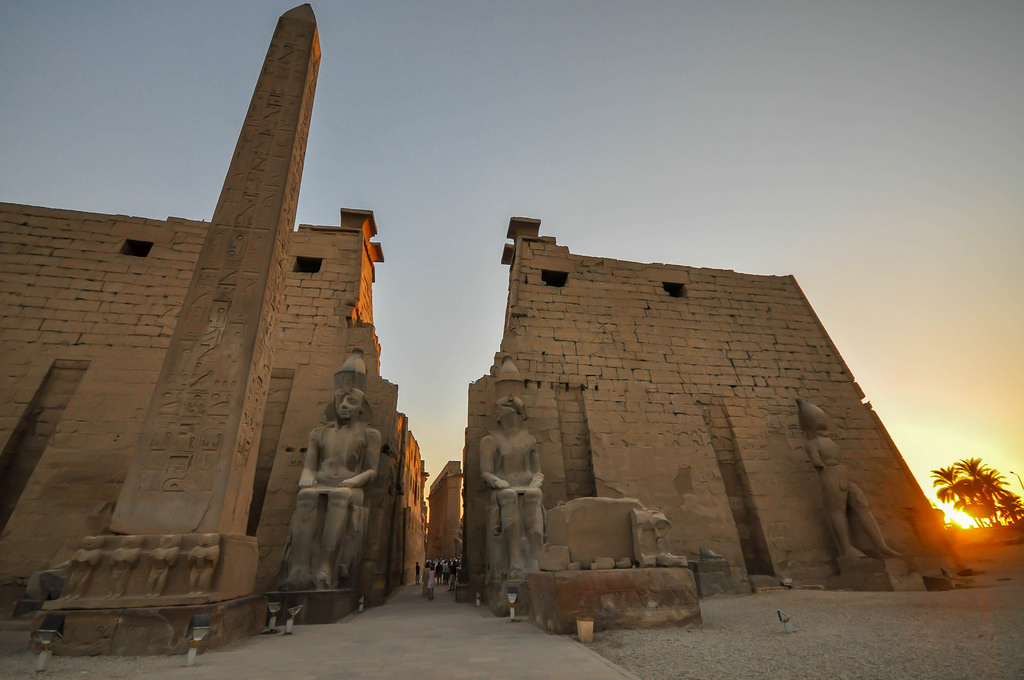 Luxor Temple - East Bank