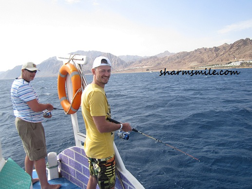 Full Day Fishing Trip from Hurghada