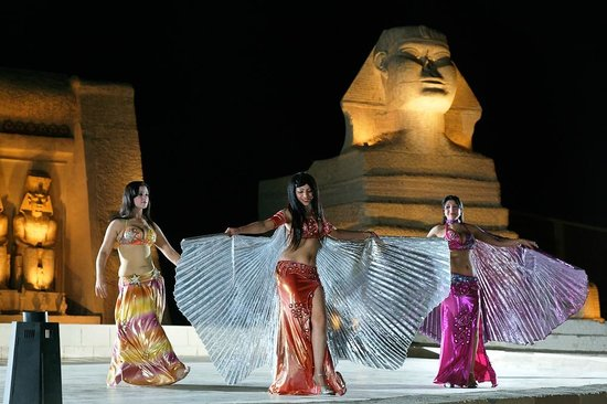 Belly dancers Hurghada