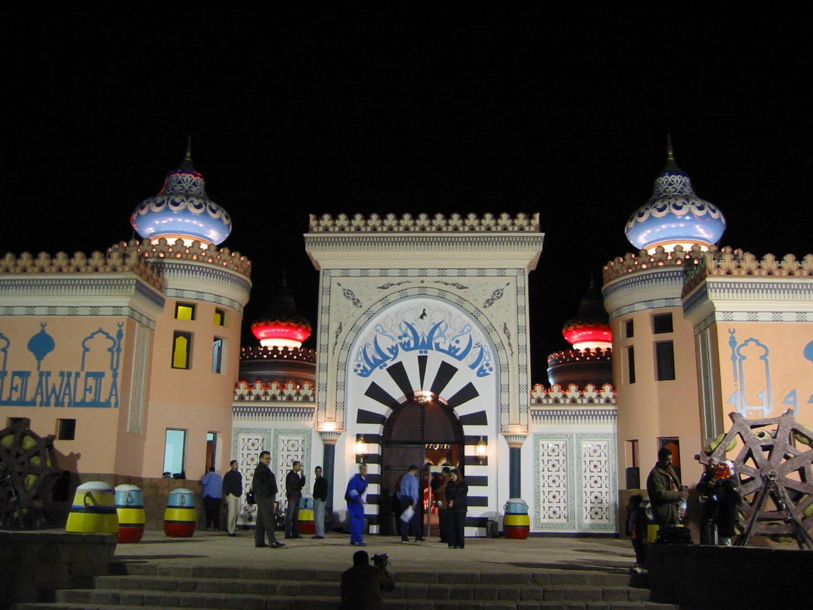1001 Arabian Nights Show Hurghada