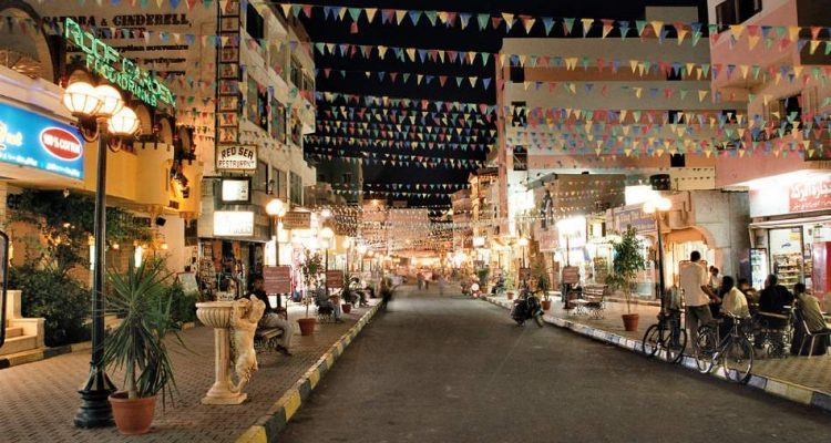 Hurghada Shopping Streets