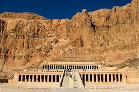 The Mortuary Temple of Hatshepsut - Luxor West Bank