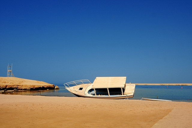 Sharm El Naga Private Beach