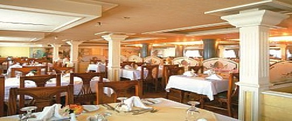 Princess Sarah Nile Cruise - Restaurant