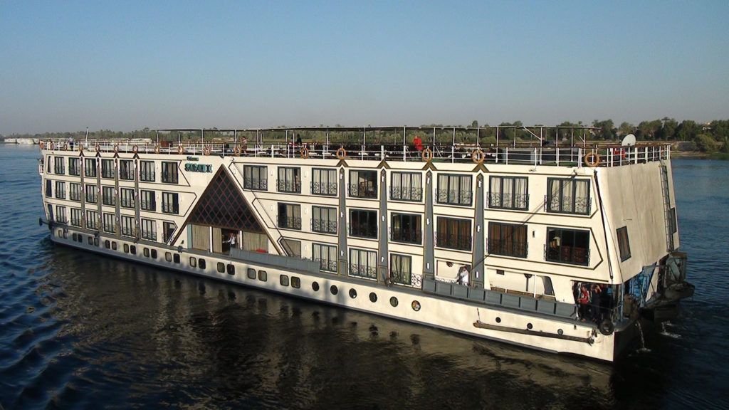 7 Night / 8 Day MS Sarah Nile Cruise Luxor - Aswan - Luxor