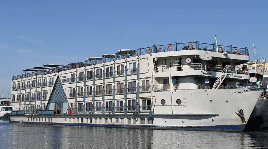 4 Nights / 5 Days Ms Sarah Nile Cruise Luxor to Aswan