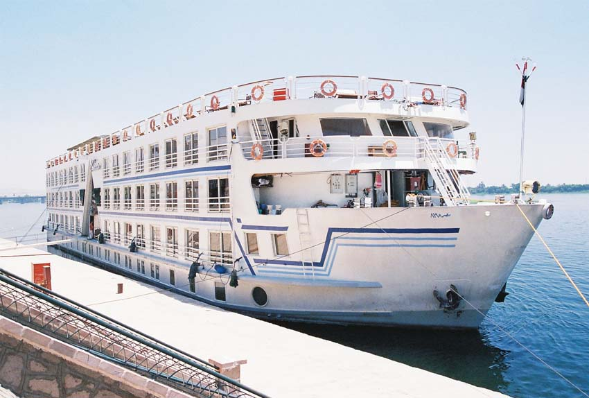3 Nights / 4 Days MS Concerto Nile Cruise from Aswan to Luxor