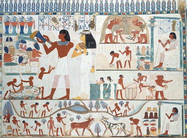 Costumes in Ancient Egypt