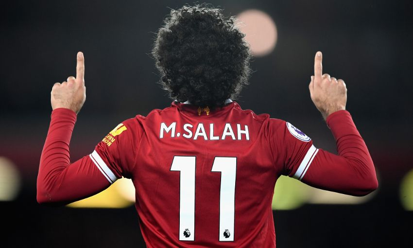 Can Mo Salah become a Liverpool legend?