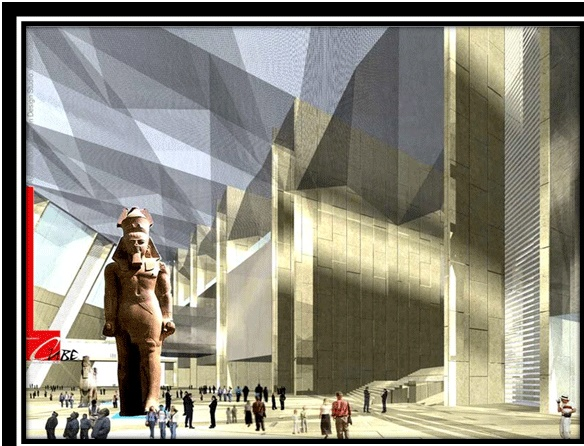 The Grand Egyptian Museum (The New Museum) Opening