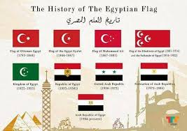 History of the Egyptian Flag