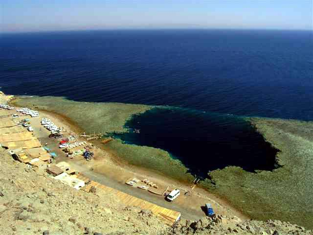 Canyon & Blue Hole Jeep Safari From Sharm El Sheikh