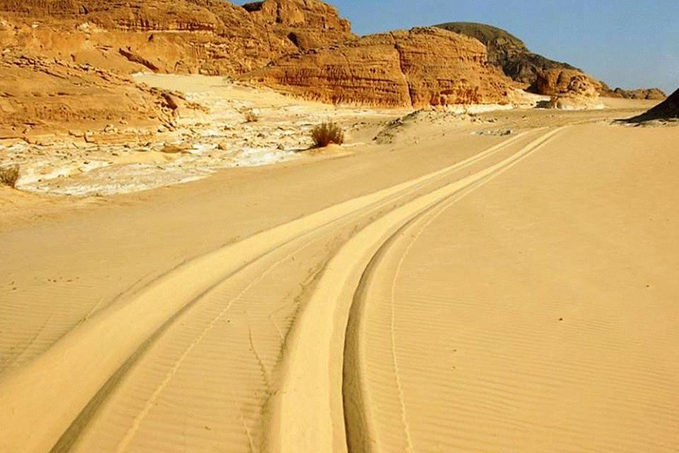 Sharm El Sheikh Nabq Desert Jeep Safari