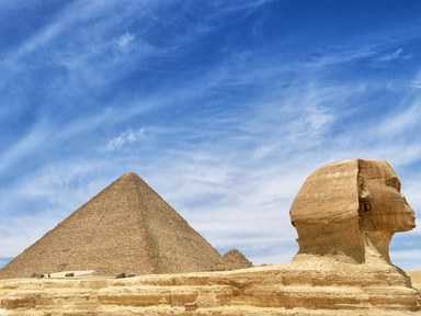 Full Day Tour to Giza Pyramids, Saqqara & Memphis