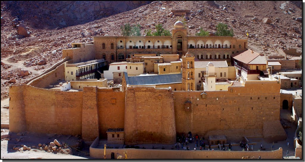 St Catherine Monastery Tour From Sharm El Sheikh