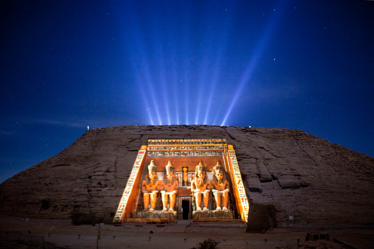 Abu Simbel 2 Day Tour by Private Mini-Bus from Aswan