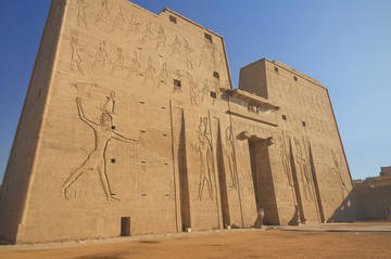 Edfu and Kom-ombo Temples Private Day Tour from Luxor