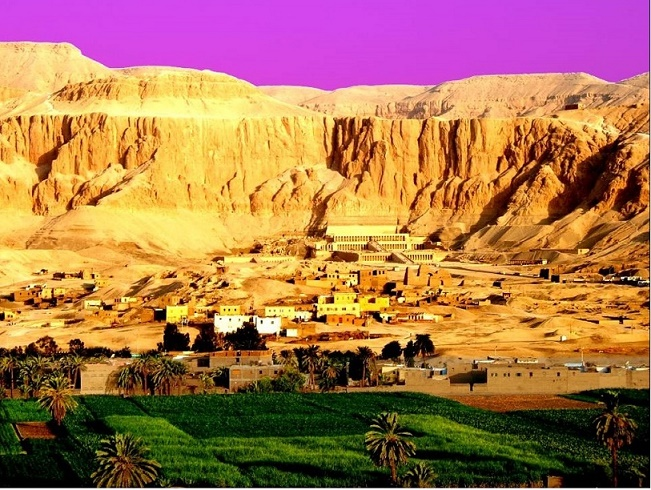 Full day Luxor Tour from Cairo by Plane