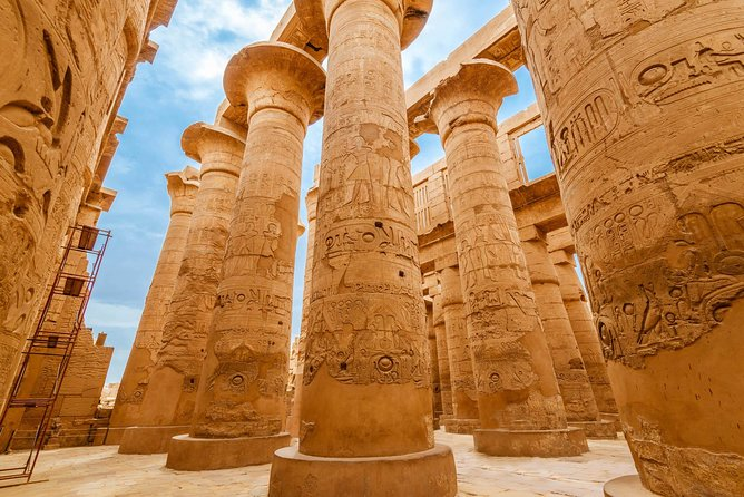 Luxor Day Tour By Plane From Sharm El Sheikh