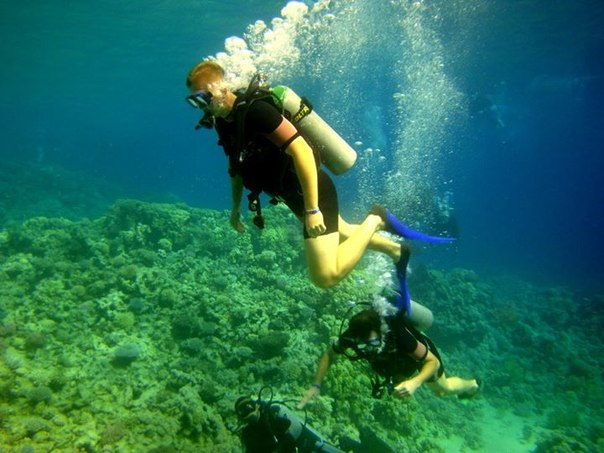 Introductory Scuba Diving in Hurghada Red Sea