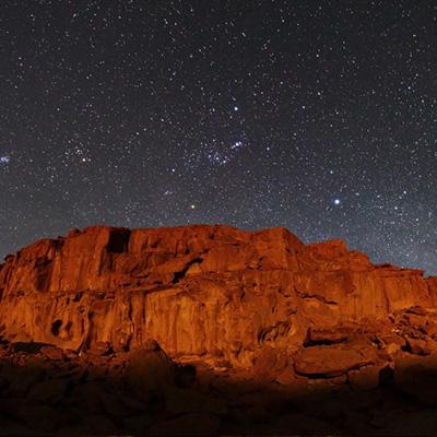 Star Gazing & Bedouin Show Trip in Sharm El Sheikh