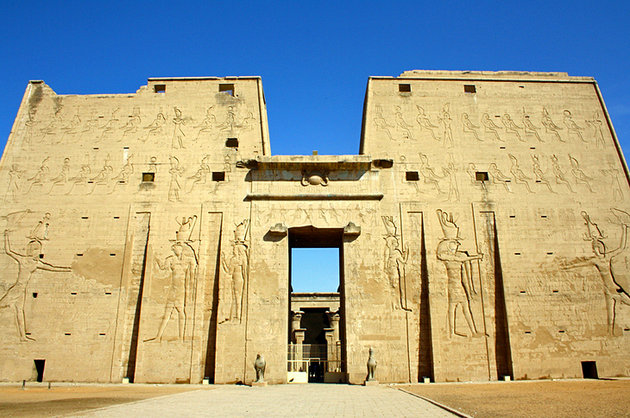 Edfu Temple - Egypt