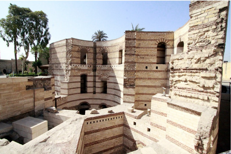Fort Babylon - Old Cairo