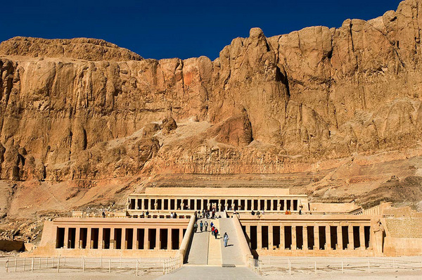 Hatshipsut Temple - Luxor West Bank