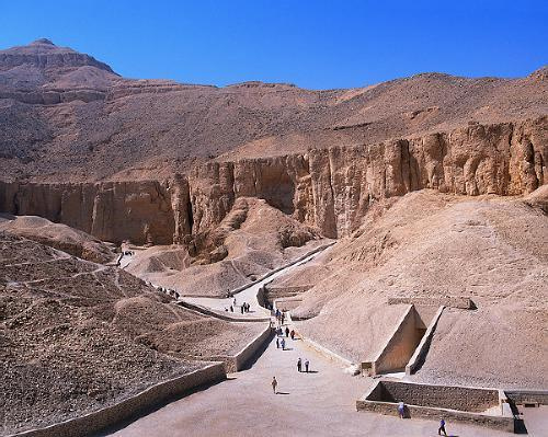 Valley of the Kings - Luxor West Bank
