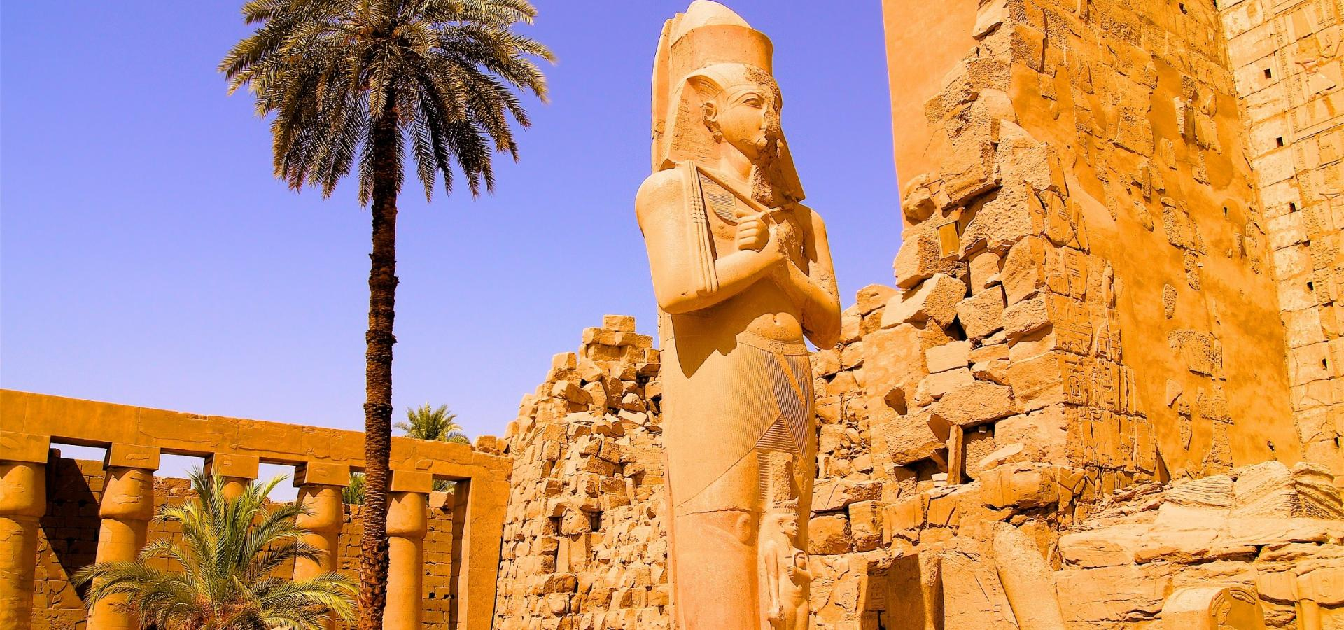Cairo, Luxor & Hurghada 7 Days / 6 Nights Tour Package